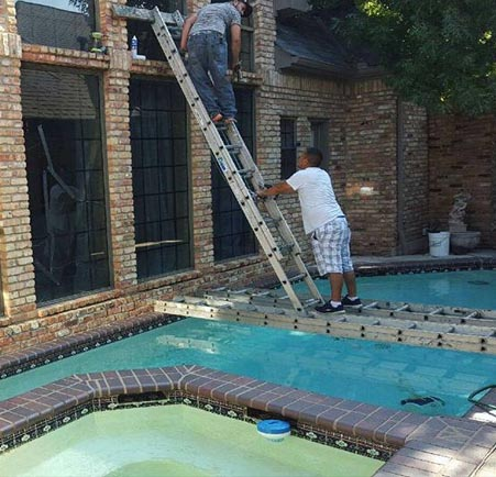 Window Replacement Services by Precision Windows - McKinney, TX
